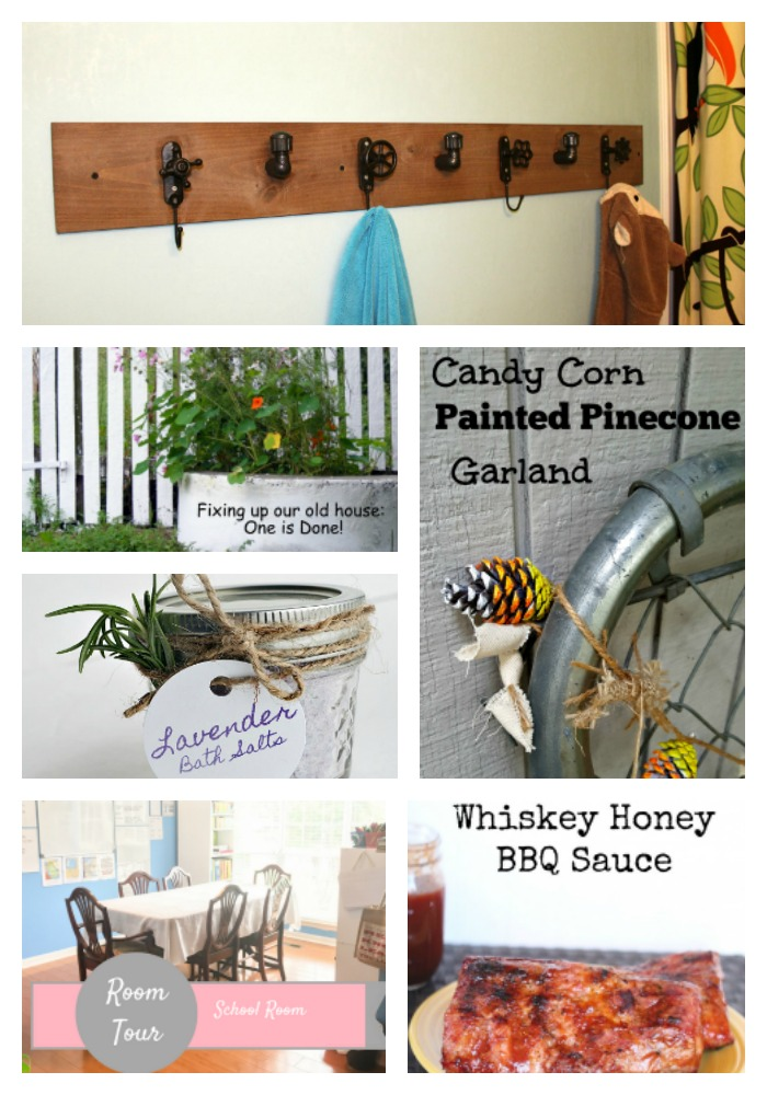 Come join the fun and link your blog posts at the Home Matters Linky Party 149. Find inspiration recipes, decor, crafts, organize -- Door Opens Friday EST.