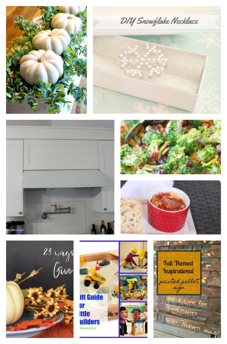 Come join the fun and link your blog posts at the Home Matters Linky Party 161. Find inspiration recipes, decor, crafts, organize -- Door Opens Friday EST.