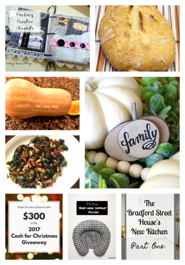 Come join the fun and link your blog posts at the Home Matters Linky Party 162. Find inspiration recipes, decor, crafts, organize -- Door Opens Friday EST.