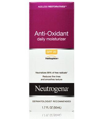 Neutrogena Antioxidant Daily Moisturizer