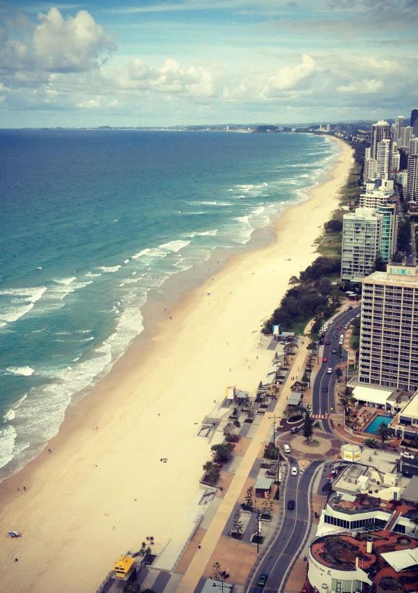 Sea Temple Soul Surfer's Paradise Gold Coast, Queensland Australia