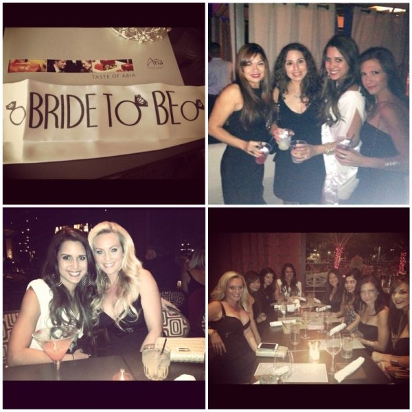 weekend bachelorette party