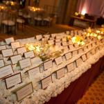 gorgeous escort card display ideas The Event Essentials