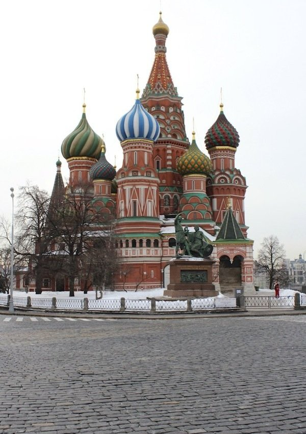Weekend Things: From Russia, With Love