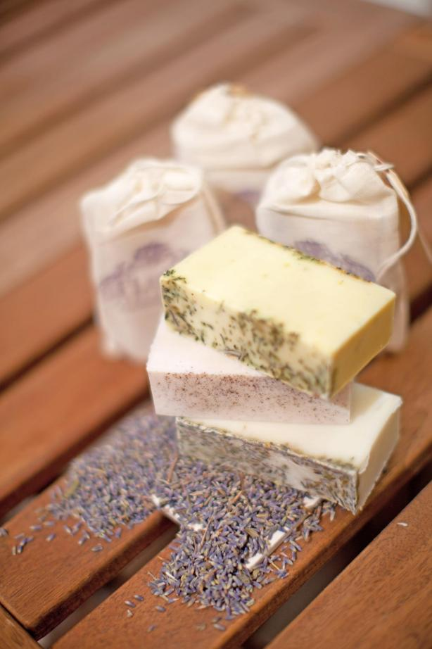 flora apothecary soaps