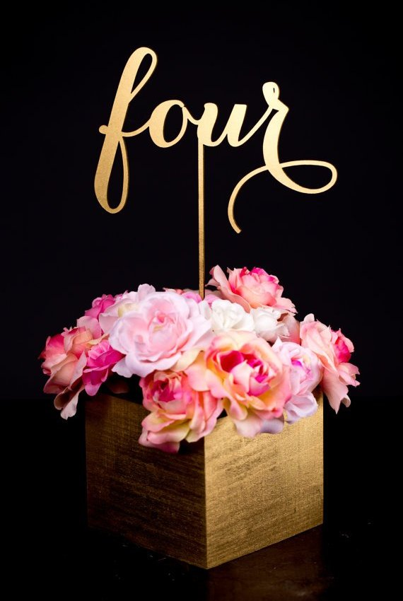 {Wedding Wednesday} 5 Tips for Unique Wedding Centerpieces