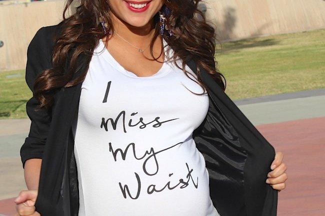 cute bump style maternity fashion