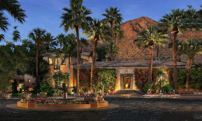 royal palms resort spa scottsdale