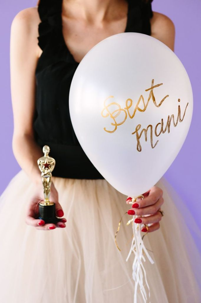 oscar party game ideas