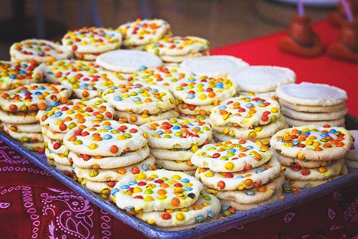 cookies with santa at hgtv santa hq scottsdale fashion square
