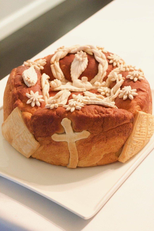 slava bread for our 2016 holiday slava.