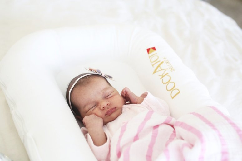 DockATot review, is this baby registry item really worth it? Click to read the full post.