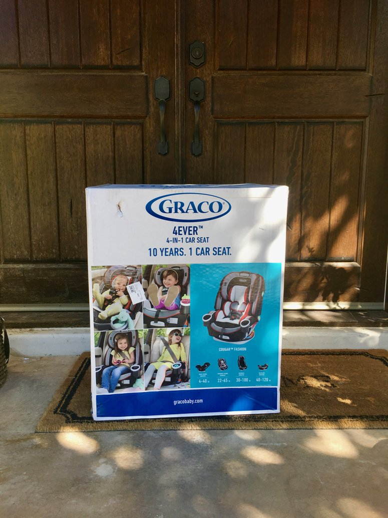 best car seat for grandparents graco 4ever convertible carseat review