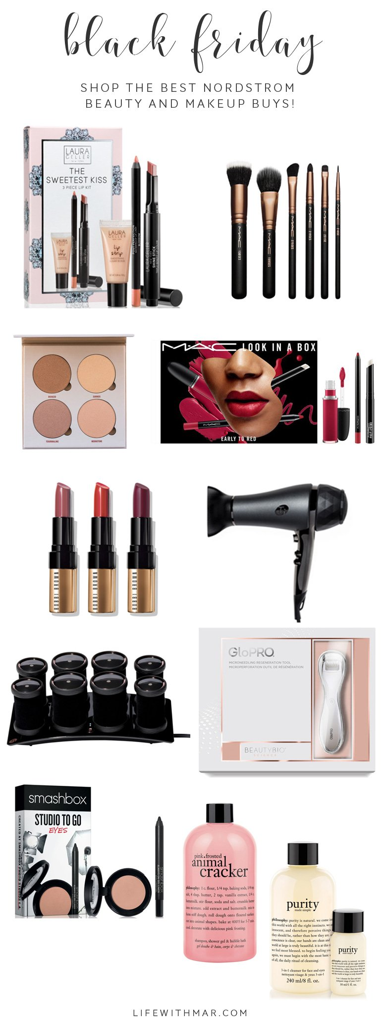 2017 Nordstrom black friday beauty makeup deals