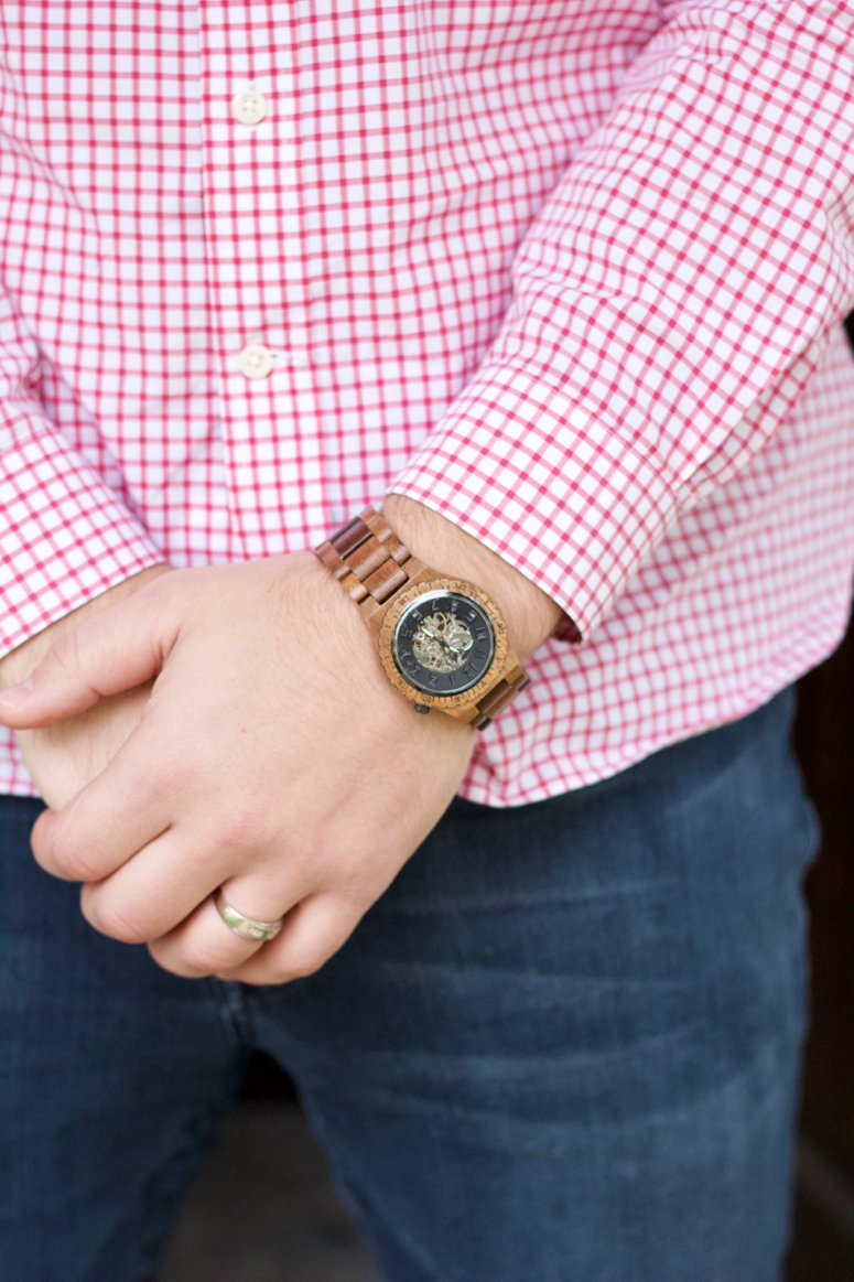 Jord wood watches, luxury wood watch for men