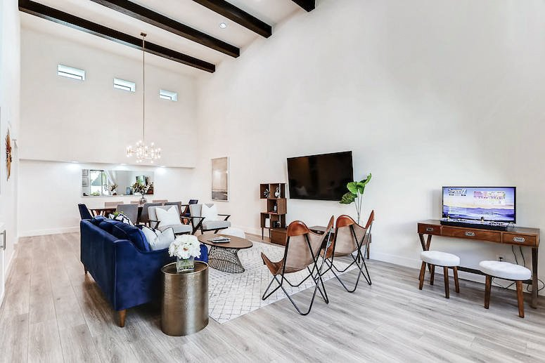 vacation rental renovation scottsdale before and after