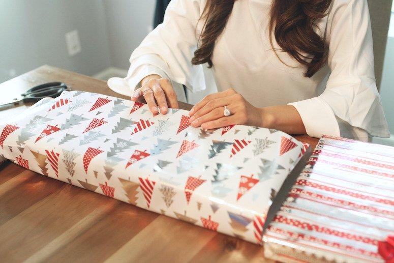 SheIN ruffle long sleeve blouse amazon fashion sweaters under $50