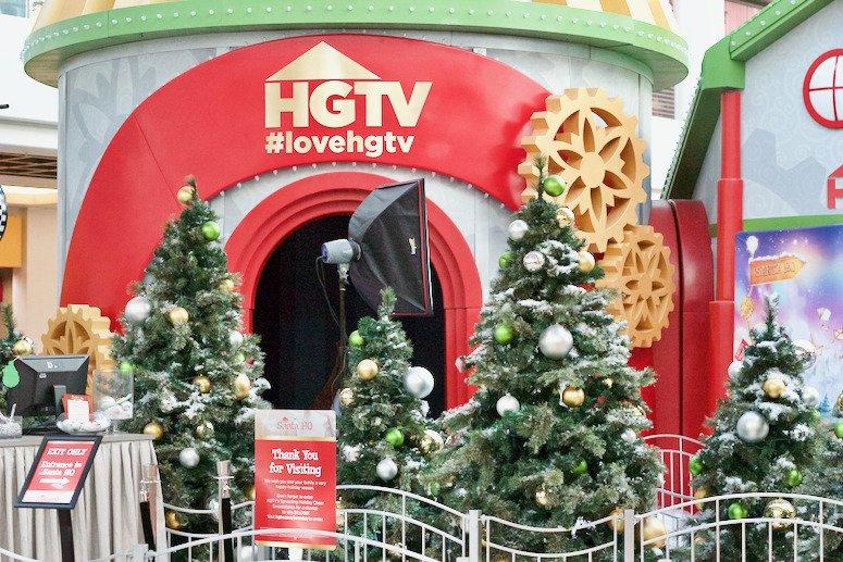 HGTV Santa HQ Scottsdale Fashion Square: What to Expect