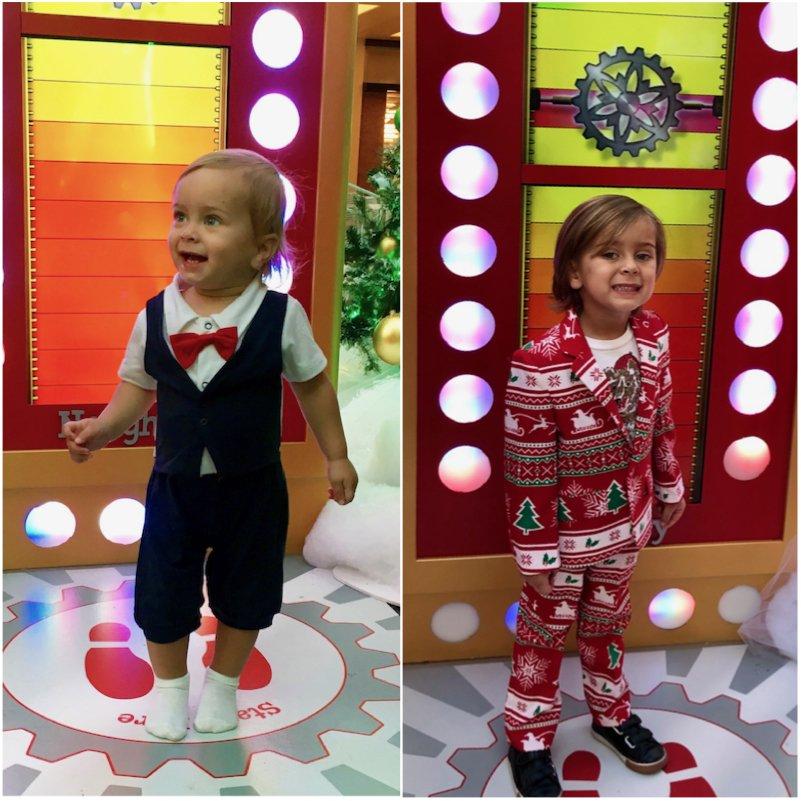 toddler santa suits