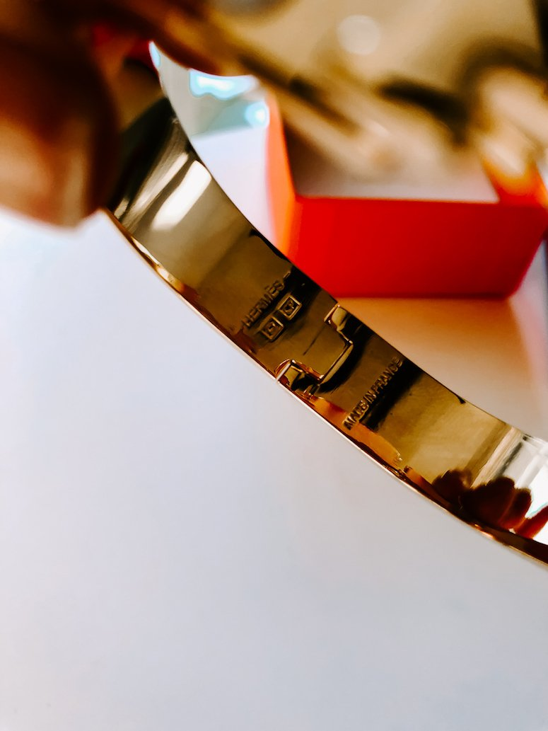 hermes bracelet dupe
