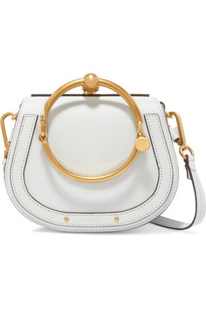 Chloe Nile White Bag