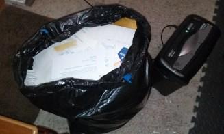 So much trash!
