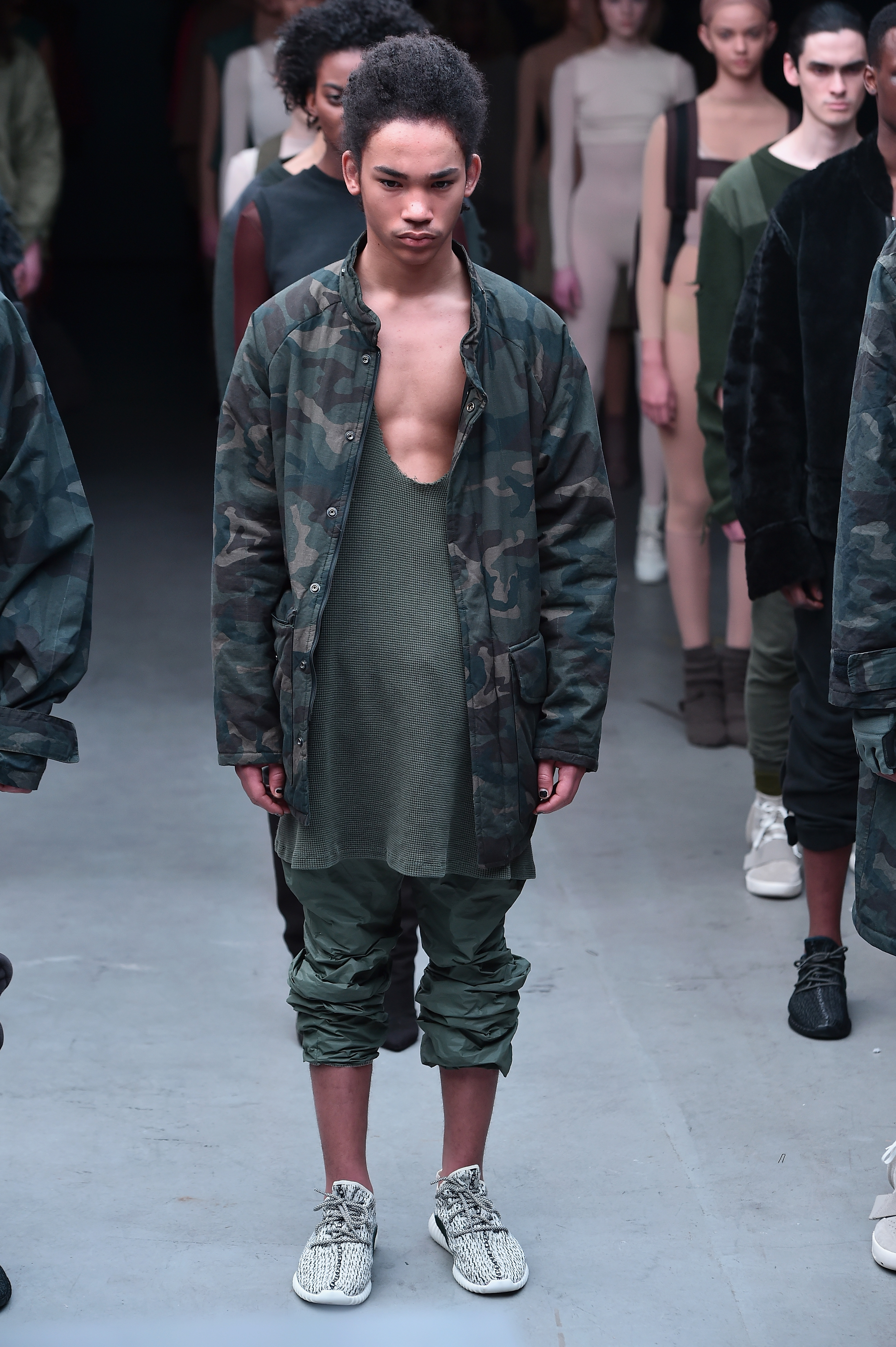 A Detailed Look At Kanye Wests Yeezy Season 1 Range