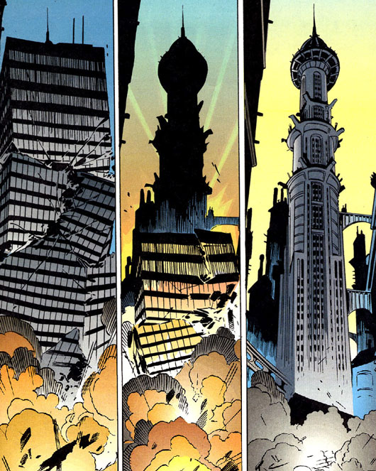 Batman, Gotham City, and an Overzealous Architecture Historian