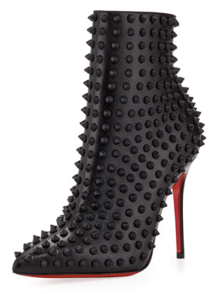 Louboutin Spiked Boots