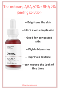 best the ordinary product
