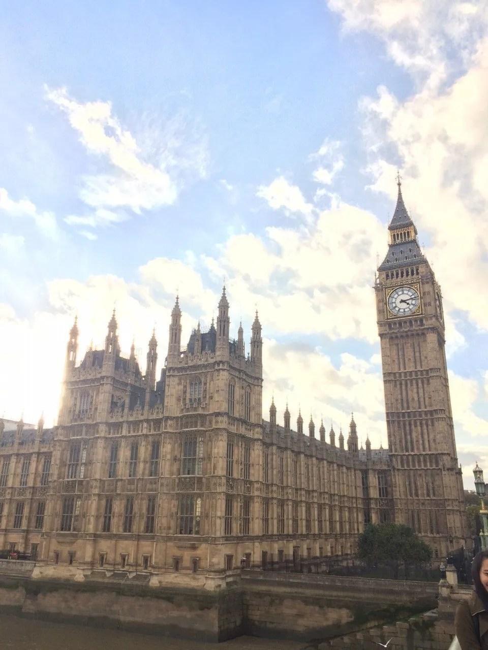 British London 10K Run - Westminster