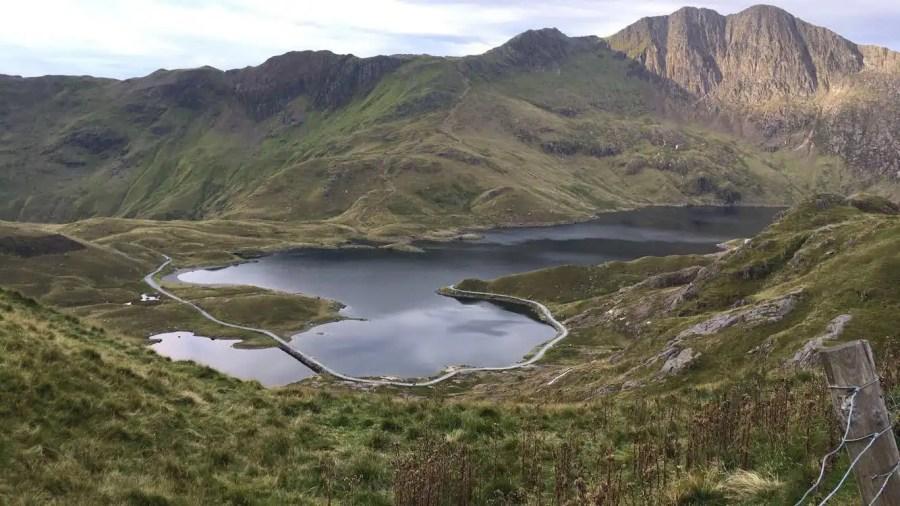 Snowdon Pyg Track - Views