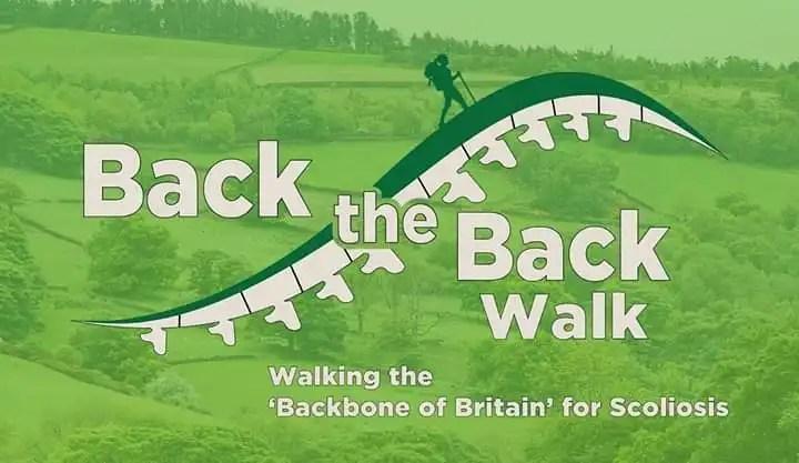 Back the Back Walk Scoliosis