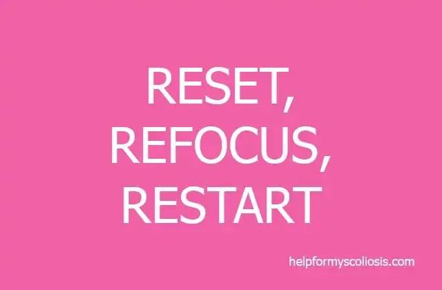 Quote Reset Refocus