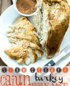 Slow Cooker Cajun Turkey
