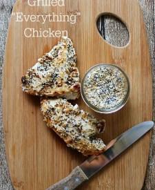 Grilled Everything Chicken