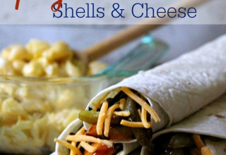 Cheesy BBQ Chicken Tacos and Spicy Shells and Cheese #RollIntoSavings #CollectiveBias