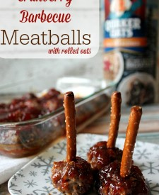 Cranberry-Barbecue-Meatballs-with-rolled-oats-QuakerUp-MyOatsCreation-CollectiveBias-225x275-1