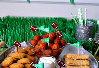 Game Day Snacking with Farm Rich