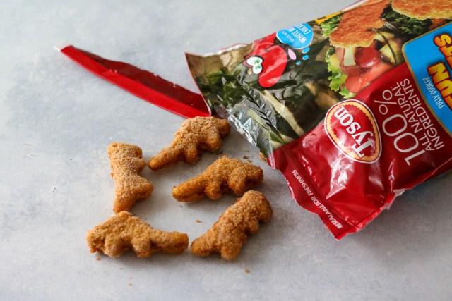 Dino Nuggets, yum (1 of 1)