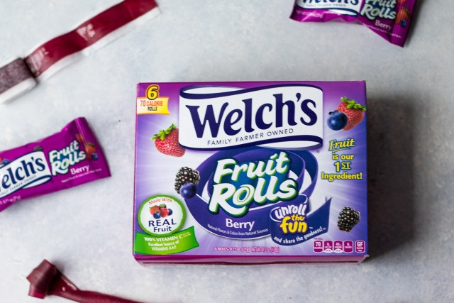 Welch's Fruit Rolls-2