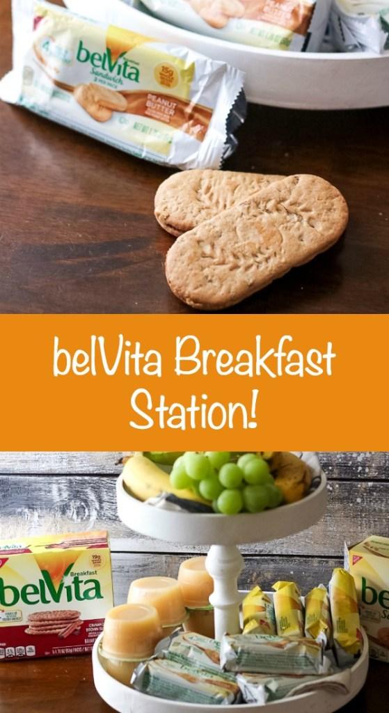 belVita breakfast station 10