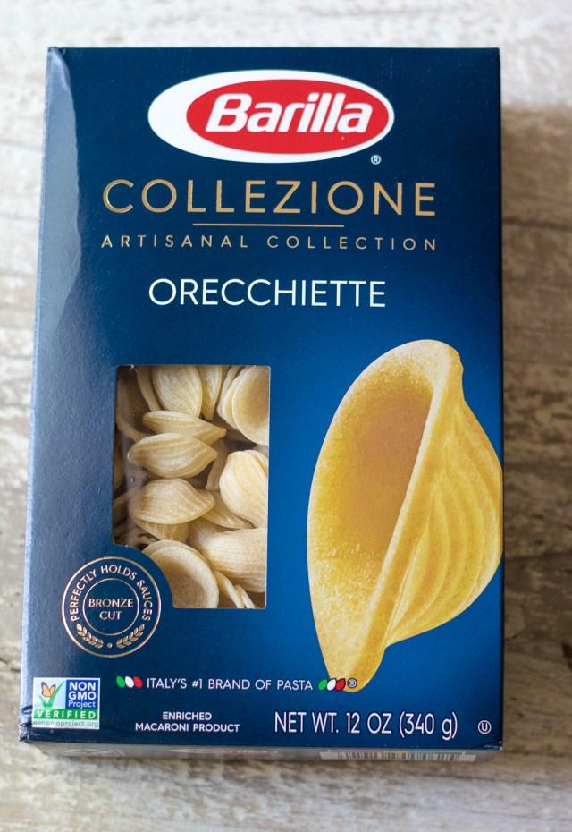 Creamy Sausage and Broccoli Orichette-1