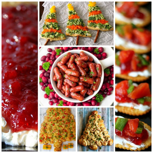 holiday appetizers