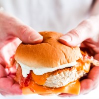 Ultimate Bacon Cheddar Ranch Turkey Burgers