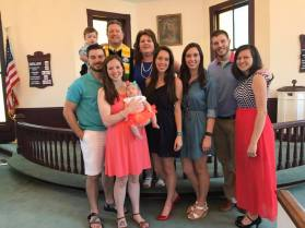 Avera family Easter