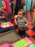 Owen skee ball