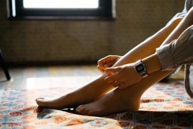 脚 占星術