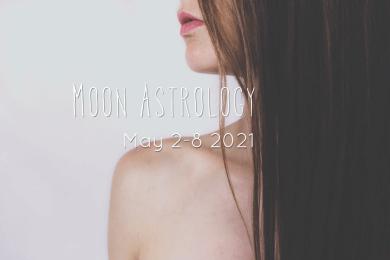 来週の月もよう 2021年5月