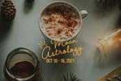 来週の月もよう。10/10〜10/16【山羊座の上弦の月。社会的成功へ向けてアクションを】